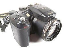 Fujifilm FinePix S Series S7000 Digital Camera - Black