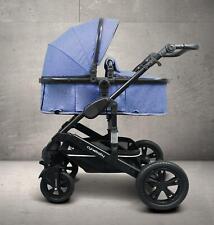 2in1 Aluminio Carrito Combi Set Completo Buggy Bañera de Bebé