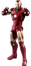 Marvel Iron Man Mark III Quarter Scale figure Hot Toys Sideshow 1/4 QS011 Now