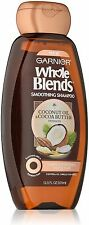Garnier Whole Blends Shampoo, Coconut Oil - Cocoa Butter Extracts 12.50 oz