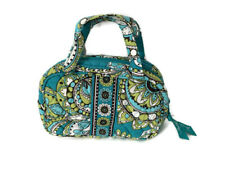 Vera Bradley Katie Clutch in Retired Peacock Pattern Mini Handbag Purse
