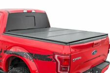 Rough Country Hard Tri-Fold fits 2016-2020 Toyota Tacoma 5 FT Bed Tonneau Cover