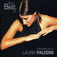 Laura Pausini - The Best Of CD C.G.D.