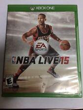 NBA Live 15 (Microsoft Xbox One, 2014)🔥