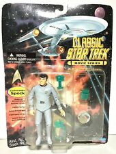 NEW SEALED ~ Vintage  Star Trek  Classic Movie Series  Commander Spock  Figure