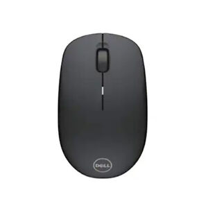 2-Pack Dell WM126 Wireless Optical Mouse w/1000 DPI & USB Receiver (Black)