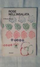 Rose nell'insalata - B. Munari - Ed. Einaudi - 1982 - Illustrazioni dell'autore
