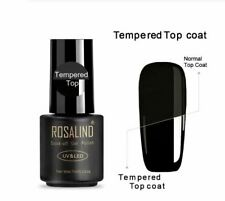 Rosalind Tempered Top Coat for Nail Varnish UV/LED - NV0013
