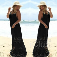 Cotton Striped Sleeveless Jumpsuits & Playsuits for Women