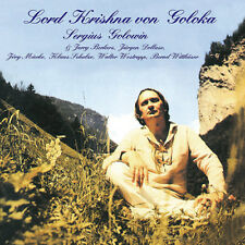 Sergius Golowin 'Lord Krishna Von Goloka' LP legendary east german lsd shaman