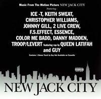 NEW JACK CITY – SOUNDTRACK LIMITED SILVER VINYL LP RSD 2019 (NEW/SEALED)