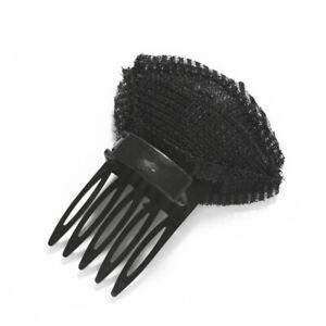 DIY Hair Volume Sponge Invisible Increase Pad Foam Puff Base Insert Clip Comb AU