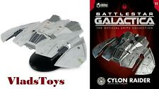 Battlestar Galactica Cylon Raider Blood & Chrome Eaglemoss Issue 11