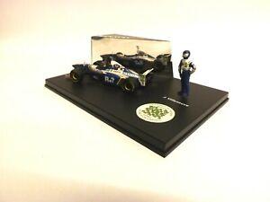 Renault F1 World Champion J.Villeneuve (1:43) Boxed 401