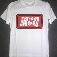 END OFF SUMMER SALE- MCQ ALEXANDER MCQUEEN Repeat Logo T-shirt