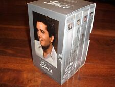VHS ELVIS PRESLEY 25th Anniversary The Definitive Collection 1977 - 2002  Boxset