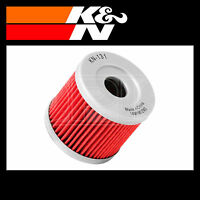 K&N Oil Filter Powersports Motorcycle Oil Filter- Fits Suzuki/Hyosung/KN-131