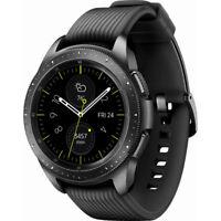 SAMSUNG Galaxy Watch 42mm SM-R810 Midnight Black Smartwatch - International