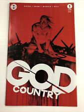 God Country #1 2017 Image Second Print - Donny Cates