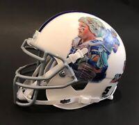 Dallas Cowboys JASON WITTEN Custom Art Schutt Football Mini Helmet **VERY NICE**