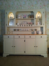 Ducal Pine Farmhouse Kitchen Welsh Dresser Shabby Chic in Farrow & Ball