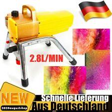 2.8 L/min Airless Farbsprühgerät Lackier Luftlos Paint Farbspritzmaschine 1800W