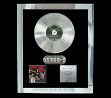 QUEEN SHEER HEART ATTACK   MULTI (GOLD) CD PLATINUM DISC FREE POSTAGE!!