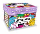 Little Miss My Complete Collection By Roger Hargreaves 36 Book Set NEW Paperback