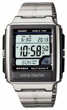 CASIO watch WAVE CEPTOR Waveceptor radio clock MULTIBAND 5 WV-59DJ-1AJF