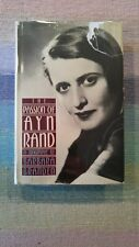 New listing The Passion Of Ayn Rand. Inscribed by Barbara Branden.