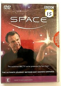 Space - The ultimate journey beyond any known universe ~ Brand new and Sealed