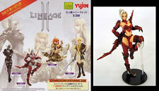 SR LINEAGE II DARK ELF Figure Dragonic Armor/ bright skin Gashapon YUJIN