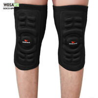 Cycling Knee Pads Volleyball Basketball Sports EVA Bike Knee Guards Protector