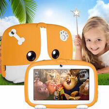 7'' Tablets 8GB HD Android 6.0 Dual Camera WiFi Quad Core PC For Kids Love Gift