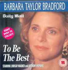 BARBARA TAYLOR BRADFORD: TO BE THE BEST - DVD: LINDSAY WAGNER, ANTHONY HOPKINS