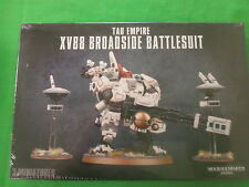 WARHAMMER 40K TAU XV88 BROADSIDE BATTLESUIT- NEW & SEALED