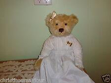 oz matilda bear co miss leonie beautiful mohair bear