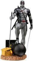 Deadpool - X-Force Deadpool on Atom Bomb Statue Variant-IKO0930