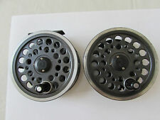 "A1 vintage  daiwa 812 youngs 1535 expert salmon fly fishing reel 4.25"" + spool"