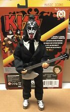 """Mego KISS THE DEMON  Gene Simmons Dressed To Kill 8"""" Action Figure"""