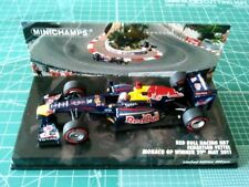 Sebastian VETTEL - MINICHAMPS 413110601 - RED BULL RB7 - WINNER MONACO