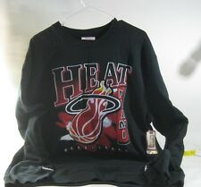 new Mitchell and Ness Stadium Crew - Miami Heat  8644 005 SIZE 3XL  ***