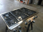 """Dacor ESG366S Epicure 36"""" 6-Burner Gas Cooktop, Stainless photo"""