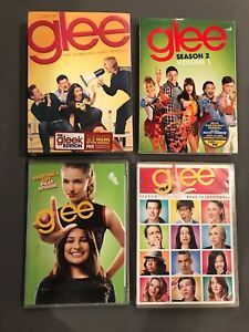 GLEE Seasons 1 & 2 Vol 1 PLUS Pilot Episode and Road to Sectionals Part 1
