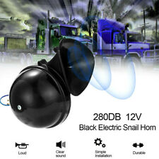 300DB 12V Electric Air Horn Loud Sound Replace For Raging Car Truck Boat Train