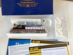 Athearn Genesis #ATHG78118 HO GP9 Locomotive Southern Pacific Black Widow #5662