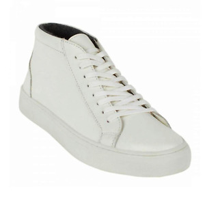 Lyle & Scott Moray Leather High Top Trainers