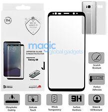 Samsung D'origine japonaise Protection d'écran verre trempé pour Samsung Galaxy S8