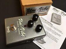 Dunlop Uni-Vibe UV-1 SC Stereo Chorus/Vibrato Rare Vintage Effects Pedal