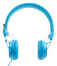 Premium Blue Kids Padded Lightweight Headphones for ASUS E200HA